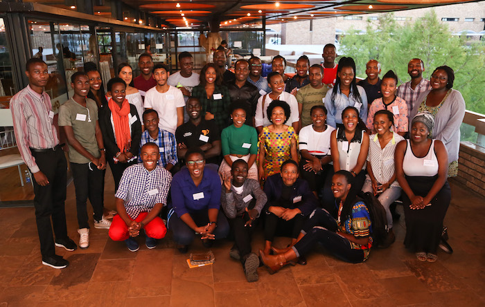 MasterCard Foundation Scholars Program University of Cape Town 2017