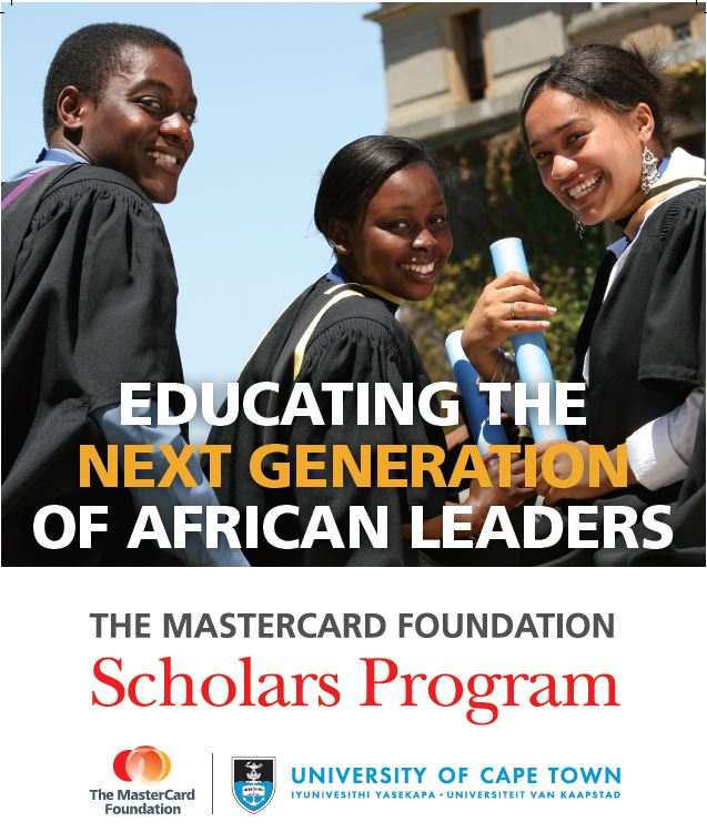 The MasterCard Foundation Scholars Programme