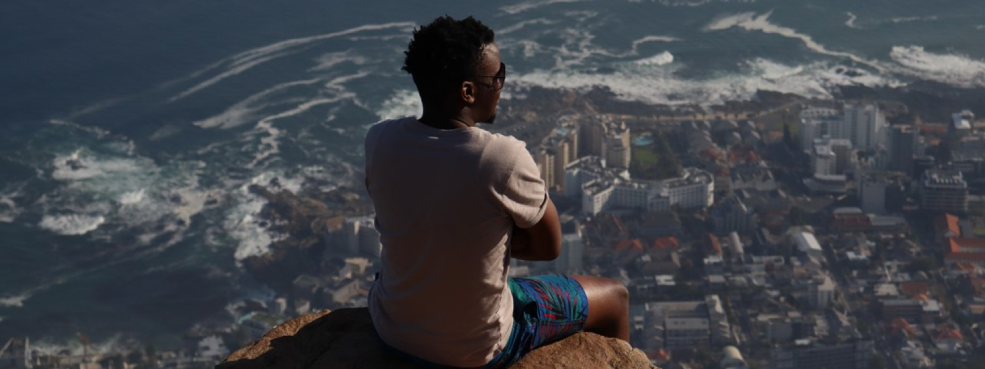 Reflections from Lion's Head