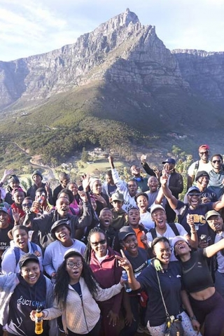Conquering Lion's Head